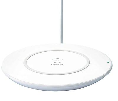 Belkin - BOOSTUP Wireless Charging Pad – White