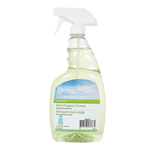 . Sustainable Earth All Purpose Cleaner  32 oz   SEB641032 A CC