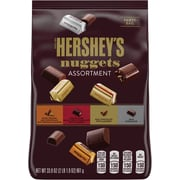 Hershey's Nuggets Chocolate, Variety, 33.9 Oz. (HEC03242)