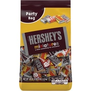 HERSHEY'S Miniatures Assortment, 40 oz