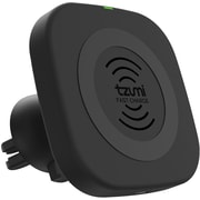 Tzumi Magnamount Auto Air Vent, Wireless Charger, Black
