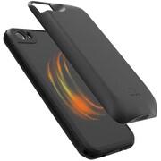 Tzumi Guardian w/ Pocket Juice Wireless, iPhone 8, Black