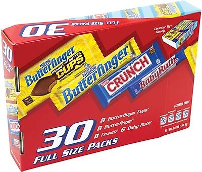 Nestle® Variety Pack, 30 Bars/Box