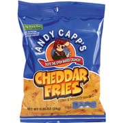 Andy Capps Cheddar Fries .85 oz 72 Count