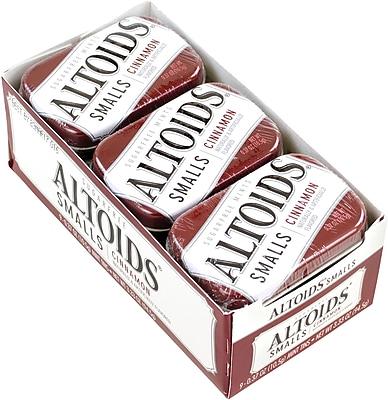 Altoids Smalls Sugar Free Cinnamon Mints, 0.37 oz, 9 Count
