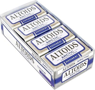 Altoids Artic Peppermint Mints, 1.2 oz, 8 Count