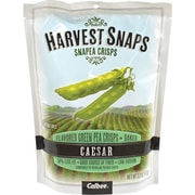 Harvest Snaps Snapea Crisps Caeser, 3.3 oz Pouch