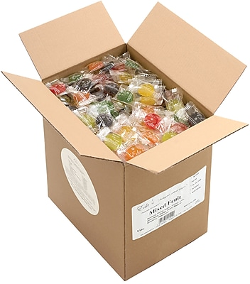 Eda's Sugar-Free Hard Candies Mixed Fruit, 5 lb