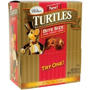 DeMet's Turtles Original Bite Size; 60 Pieces/Box