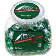 Andes Creme De Menthe Chocolate Mint Thins, 240 Pieces (209-06034)