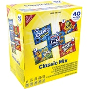 Nabisco Cookie & Cracker Classic Mix Variety, 1 Oz, 40 Count (220-00086)