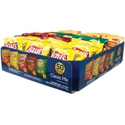 Frito Lay Potato Chips Bags Variety Pack, 1 Oz, 50 Count (220-00403)