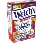 Welch's Berries 'N Cherries & Apple Orchard Medley Fruit Snacks, 66 Count (12165)