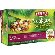 Emerald Breakfast On-The-Go Nut and Granola Mix, 1.5 oz, 5 Count