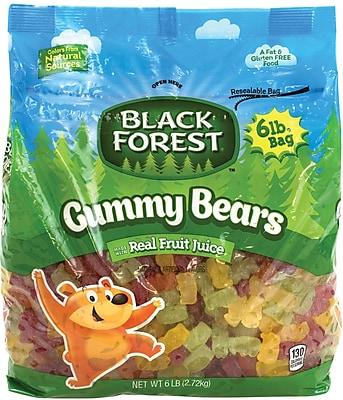 Black Forest Gummy Bears, 6 lb