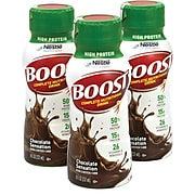 Boost High Protein Complete Nutritional Drink Rich Chocolate, 8 fl oz, 24 Count
