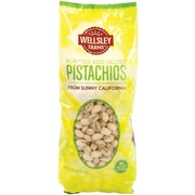 Wellsley Farms Roasted and Salted Pistachios, 2.5 lb
