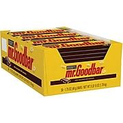 MR. GOODBAR Milk Chocolate Bars, 1.75 oz, 36 Count