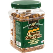 Superior Nut Honey Roasted Crunch Snack Mix, 28 oz
