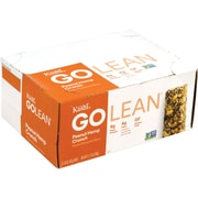 Kashi Go Lean Bars Peanut Hemp Crunch, 1.59 Oz., 8 Count, 2 Pack