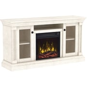 "ClassicFlame Foxmoor TV Stand for TVs up to 60"" with Electric Fireplace,  White Oak (18MM7325-PO34S)"