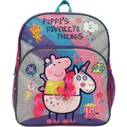 Peppa Pig School Backpack, Pink (B18PI37408-ST)