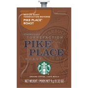 Starbucks Flavia Pike Place Freshpacks™ Coffee, Medium Roast, 80/Carton (MDR10097)