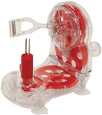 Starfrit Plastic Apple Peeler; Red