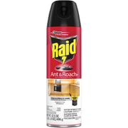 Raid Ant & Roach Killer Fragrance Free, 17.5 Oz.