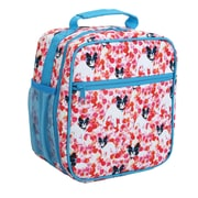 """Staples Kids Lunch Bag, French & Bull Dogs Pattern, 8.26""""W x 9.45""""H x 4.33""""D (52435)"""