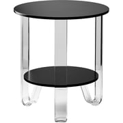 Adesso Jordan Accent Table Black (WK2067-01)