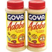 Goya Adobo Seasoning, 28 oz, 2 Pack