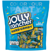 JOLLY RANCHER Hard Candy in Blue Raspberry Flavor, 12.4 oz., 4 Count (23525)