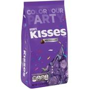 KISSES Milk Chocolates, Purple, 17.6 oz., 2 Pack (10068)