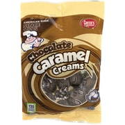 Goetze Caramel Creams Chocolate, 4 oz, 12 Count