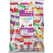YumEarth Organic Vitamin C Lollipops, 5 lb. (0198)
