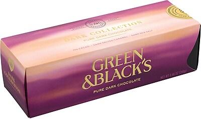 Green & Black's Dark Chocolate Variety, 24 Piece, 8.46 oz. (0527)