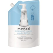 Method Foaming Hand Soap Refill, Sweet Water®, 28 Ounce (00662)