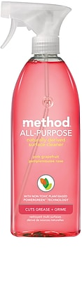 Method All-Purpose Cleaner, Pink Grapefruit, 28 Ounce (00010)