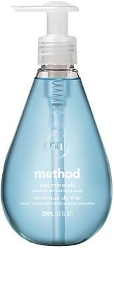 Method Gel Hand Wash, Sea Minerals, 12 Ounce (00162)