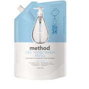 Method Gel Hand Soap Refill, Sweet Water, 34 Ounce (00652)