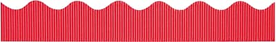Bemiss-Jason® Bordette Border Rolls, Flame Red