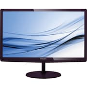 "Philips Monitor 24"" Class IPS Panel Full HD 1920x1080 VGA DVI-D HDMI (MHL) 247E6QDSD"