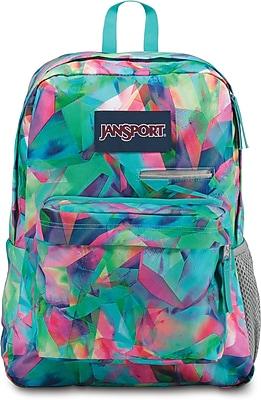 JanSport Digibreak Backpack, Crystal Light (JSOA3EN240A)