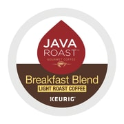 Java Roast® Breakfast Blend Coffee, Keurig® K-Cup® Pods, Light Roast, 24/Box (52967)