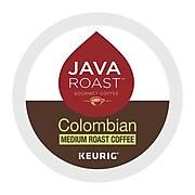 Java Roast Colombian Coffee, Keurig® K-Cup® Pods, Medium Roast, 24/Box (52969)