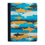 "Staples® Composition Notebook, Wide Ruled, Sharks, 9-3/4"" x 7-1/2"""