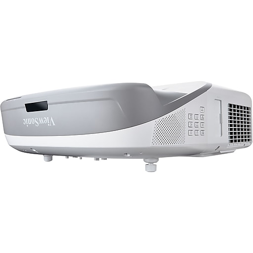 ViewSonic Business (PS750HD-A) DLP Projector, White/Gray
