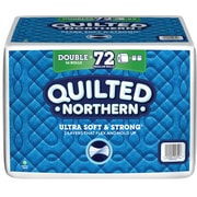 Quilted Northern Ultra Soft & Strong Toilet Paper, 36 Double Rolls  (943045)