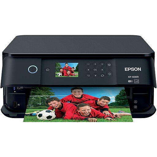 Epson Expression Premium XP-6000 Wireless Color Inkjet All-In-One Printer